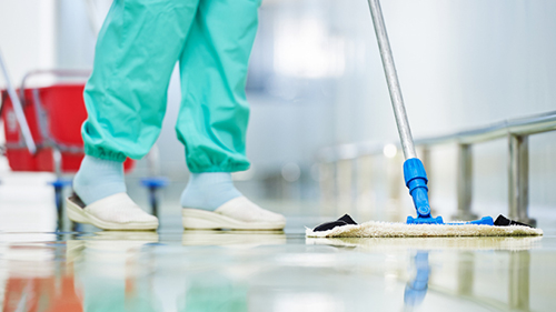 Stop the splashes, spills: How hospitals can ensure safe disposal of infectious fluid waste
