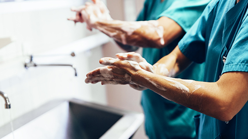 Beyond the operatory: Implementing officewide infection prevention