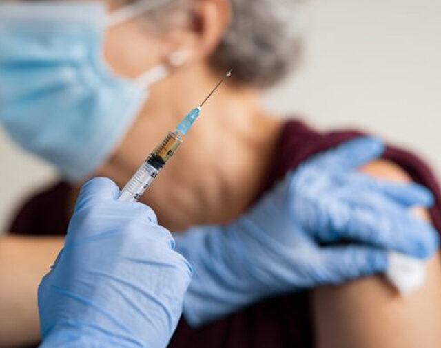 Needlestick hazards and bloodborne pathogen standards accompany vaccine rollout