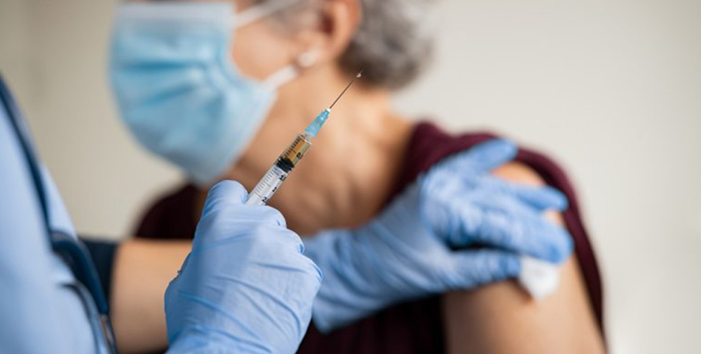 Needlestick hazards and bloodborne pathogen standards accompany vaccine rollout